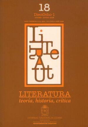 REVISTA LITERATURA VOL. 18 N° 2