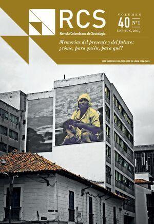 REVISTA COLOMBIANA DE SOCIOLOGIA VOL. 38 NO. 2
