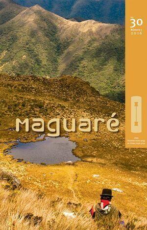 Revista Maguare Vol. 30 n° 1