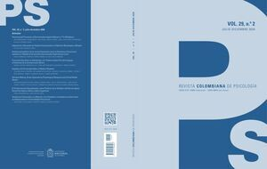 REVISTA COLOMBIANA DE PSICOLOGIA VOL. 26 N°1