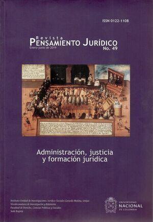 Revista Pensamiento Jurídico No. 41