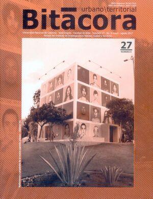 Bitácora urbano/territorial