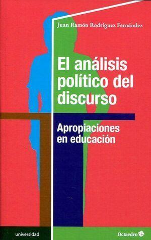 ANALISIS POLITICO DEL DISCURSO, EL