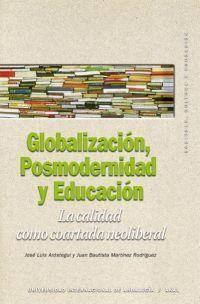 GLOBALIZACION POSMODERNIDAD Y EDUCACION