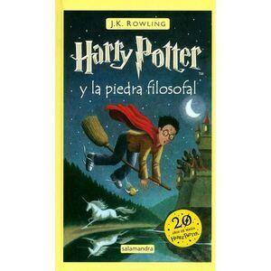HARRY POTTER Y LA PIEDRA FILOSOFAL (1) (TAPA DURA)