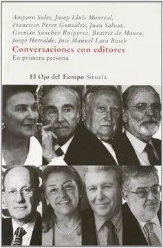 CONVERSACIONES CON EDITORES