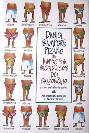 Aspectos sicologicos del calzoncillo (8a reimpresión)