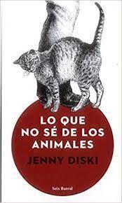 LO QUE NO SE DE LOS ANIMALES