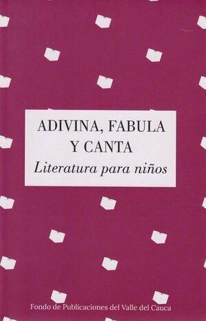 Adivina, Fabula y Canta