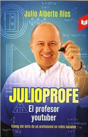 Julioprofe, el profesor YouTuber