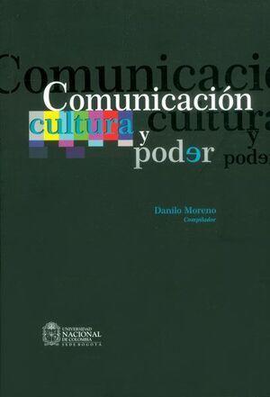 Comunicación, Cultura Y Poder