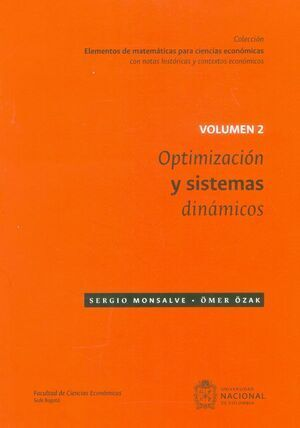 Optimización y sistemas dinámicos (Reimpresión)