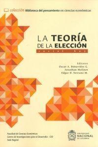 TEORIA DE LA ELECCION SOCIAL HOY, LA.