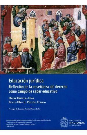 Educación Jurídica