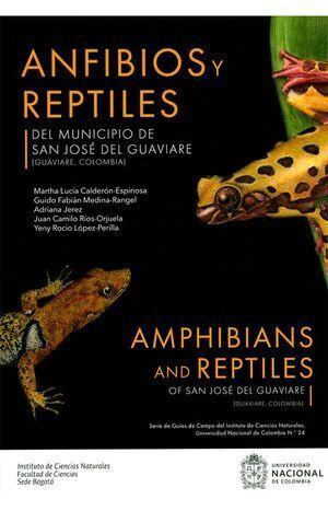 Anfibios y reptiles del municipio de San José del Guaviare
