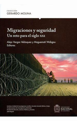 Migraciones y seguridad