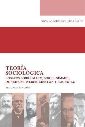 Teoría sociológica (Reimpresión)