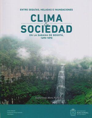 Clima y Sociedad