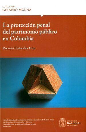 La protección penal del patrimonio público en Colombia
