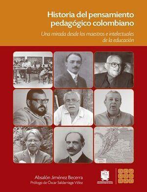 Historia del pensamiento pedagógico colombiano