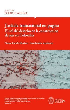 Justicia transicional en pugna