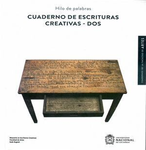 Cuaderno de escrituras creativas- DOS hilo de palabras